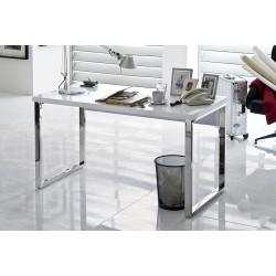 Psací stůl SYDNEY III (Bílá lesk)
