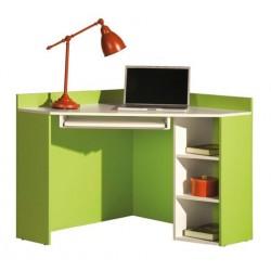 Rohový psací stůl Labirynt LA17