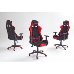Kancelářská židle McRacing 1 (Červená)