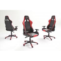 Kancelářská židle McRacing 5 (Červená)