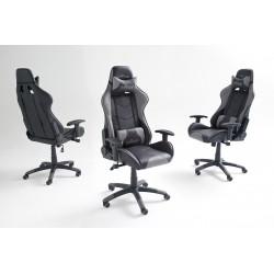 Kancelářská židle McRacing 6 (Šedá)