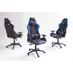 Kancelářská židle McRacing 7 (Modrá)