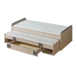 Rozkládací postel Gumi G16