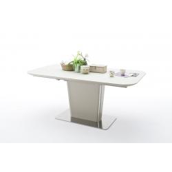 Rozkládací jídelní stůl UBORA (Taupe)