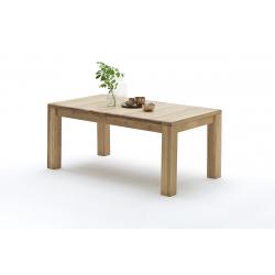Rozkládací jídelní stůl ANTON (Dub masiv)
