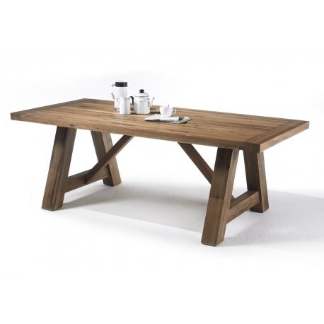 Jídelní stůl BRISTOL (Dub Bassano)