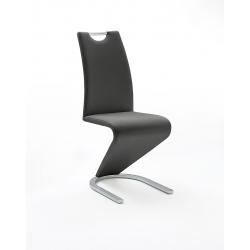 Jídelní židle AMADO (Černá)