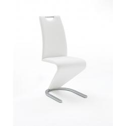 Jídelní židle AMADO (Bílá)