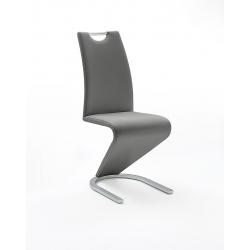 Jídelní židle AMADO (Šedá)