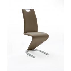 Jídelní židle AMADO (Hnědá)