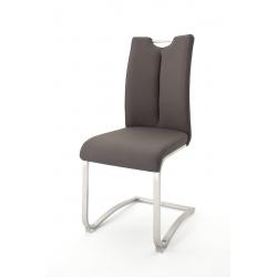 Jídelní židle ARTOS I (Hnědá)