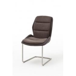 Jídelní židle BAKU (Hnědá)
