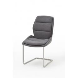 Jídelní židle BAKU (Šedá)