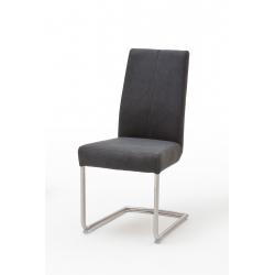 Jídelní židle BRASILIA A (Antracit)