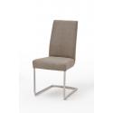 Jídelní židle BRASILIA A (Šedobéžová)