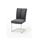 Jídelní židle BRASILIA B (Antracit)