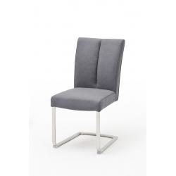 Jídelní židle BRASILIA B (Šedá)