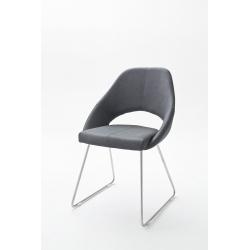 Jídelní židle DAJANA (Šedomodrá)
