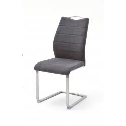 Jídelní židle FERRERA (Antracit)