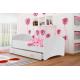 Dětská postel IGOR včetně úložného prostoru (Bílá)