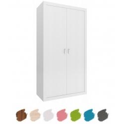 Šatní skříň FILIP 2D (různé barvy)