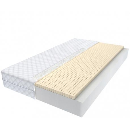 Dětská pěnová matrace BABY CLASSIC s latexem