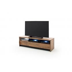 Televizní stolek CALABRIA (Akácie přírodní)