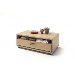 Konferenční stolek CAMPINAS (Dub Bianco)