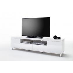 Televizní stolek DIJON II (Bílá)