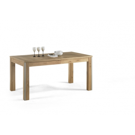 Rozkládací jídelní stůl ESPERO I (Dub Bianco)