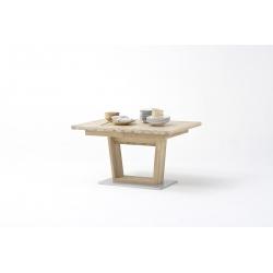 Rozkládací jídelní stůl ESPERO II (Dub Bianco)