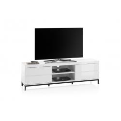 Televizní stolek GRENOBLE I (Bílá)