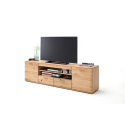 Televizní stolek NILO II (Dub Bianco)