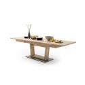 Rozkládací jídelní stůl PORTLAND (Dub Bianco)