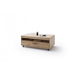 Konferenční stolek PORTLAND (Dub Bianco)