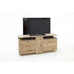Televizní stolek SANTORI I (Dub Bianco)