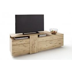 Televizní stolek SANTORI II (Dub Bianco)