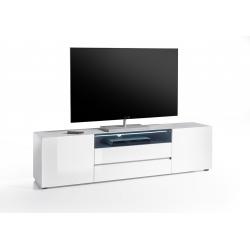 Televizní stolek VICENZA I (Bílá)