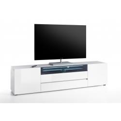 Televizní stolek VICENZA II (Bílá)