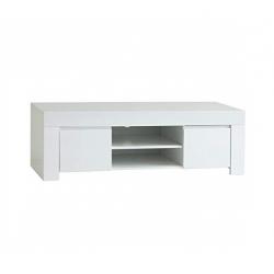 Televizní stolek AMALFI I (Bílá)