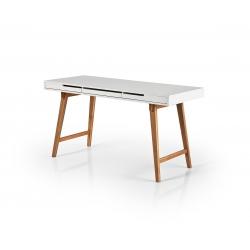 Psací stůl ANNEKE II (Bílá)