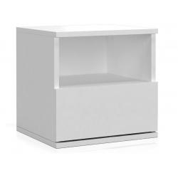 Noční stolek PANAMA (Bílá)