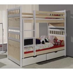Dětská patrová postel/palanda Salomon