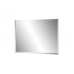 Zrcadlo CERVO (Bílá + Dub)