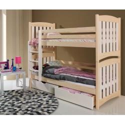 Dětská patrová postel/palanda Serafin