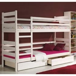 Patrová postel/palanda Darek (včetně matrací)