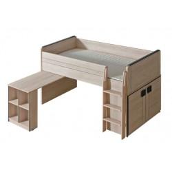 Patrová postel/palanda Gumi G15 (včetně matrace)