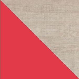 Dub Santana + Červená