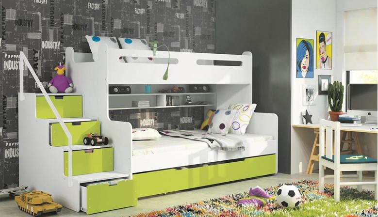 Patrová postel MAX 3